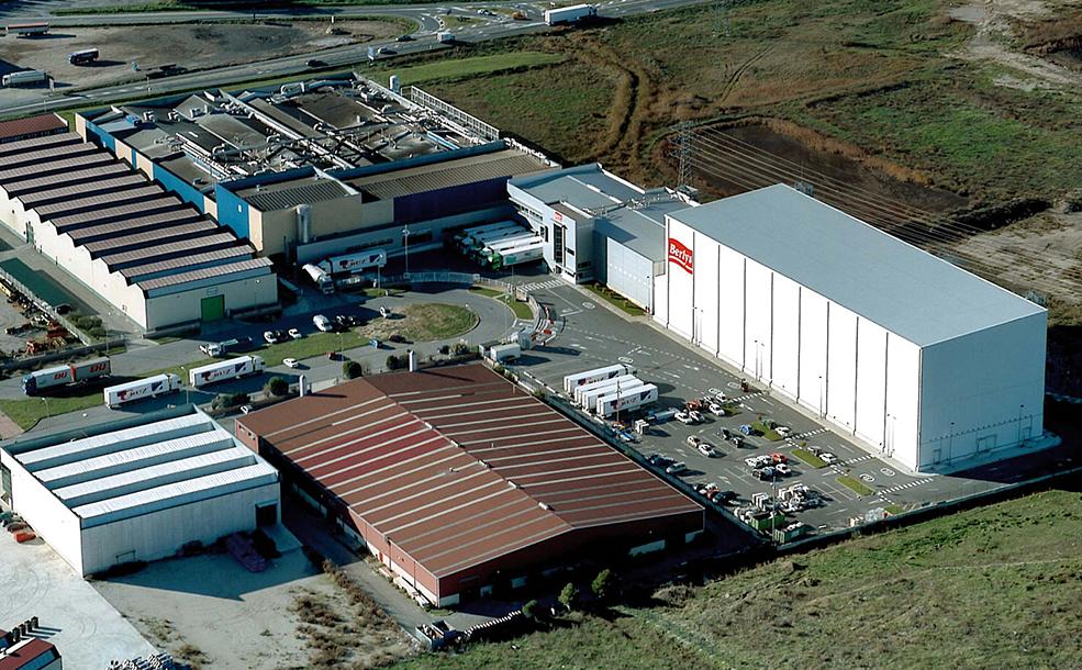 Centro logístico Berlys