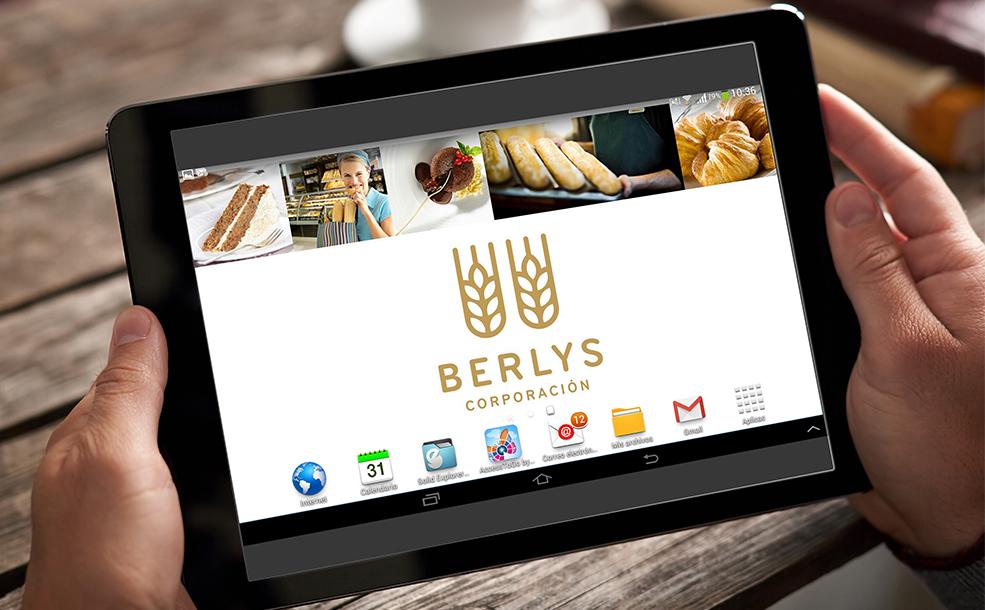 Berlys Corporación Alimentaria S.A. is created.